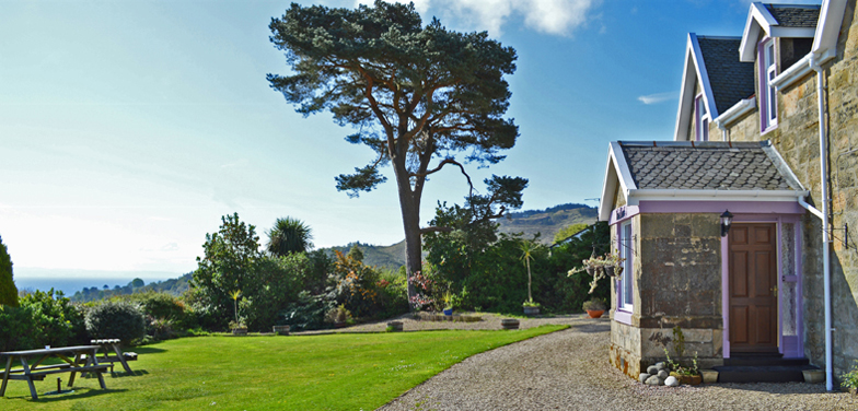 Viewbnak – Bed & Breakfast Accommodation / Guest House Scotland.